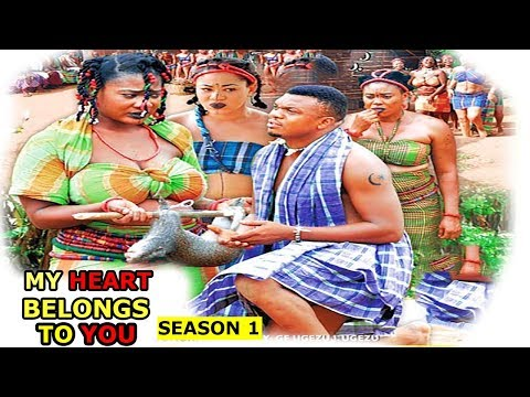 My Heart Belongs To You 1&2 - Mercy & Ken 2018 Latest Nigerian Movie/African Movie Full Movie 1080i