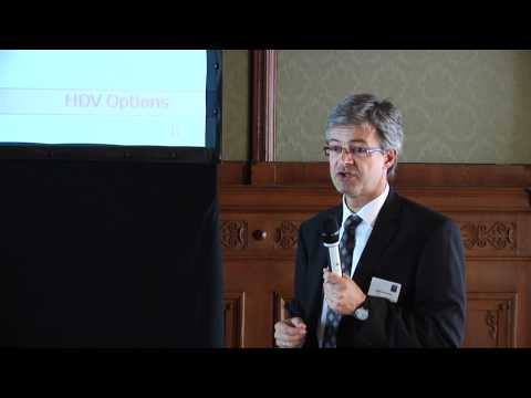 Stefan Hausberger - Future Options for Heavy Transport Vehicles