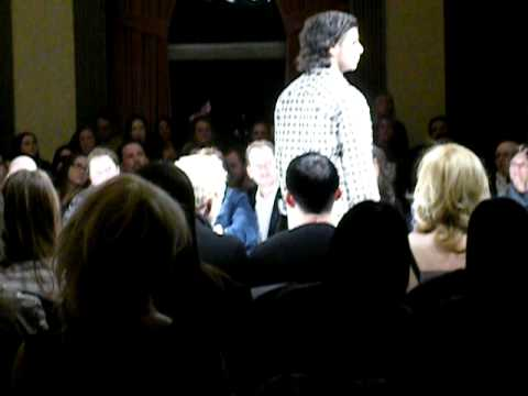 Style Week Providence - Philip Sawyer Collection 1