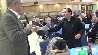 Knights of Columbus (BC) Charity Appeal 2018 - Main Draw Dinner