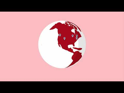 Globe After Effects Pin