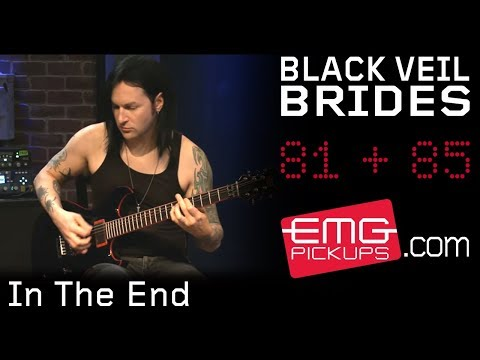 "Black Veil Brides Performs ""In The End"" Live On EMGtv"