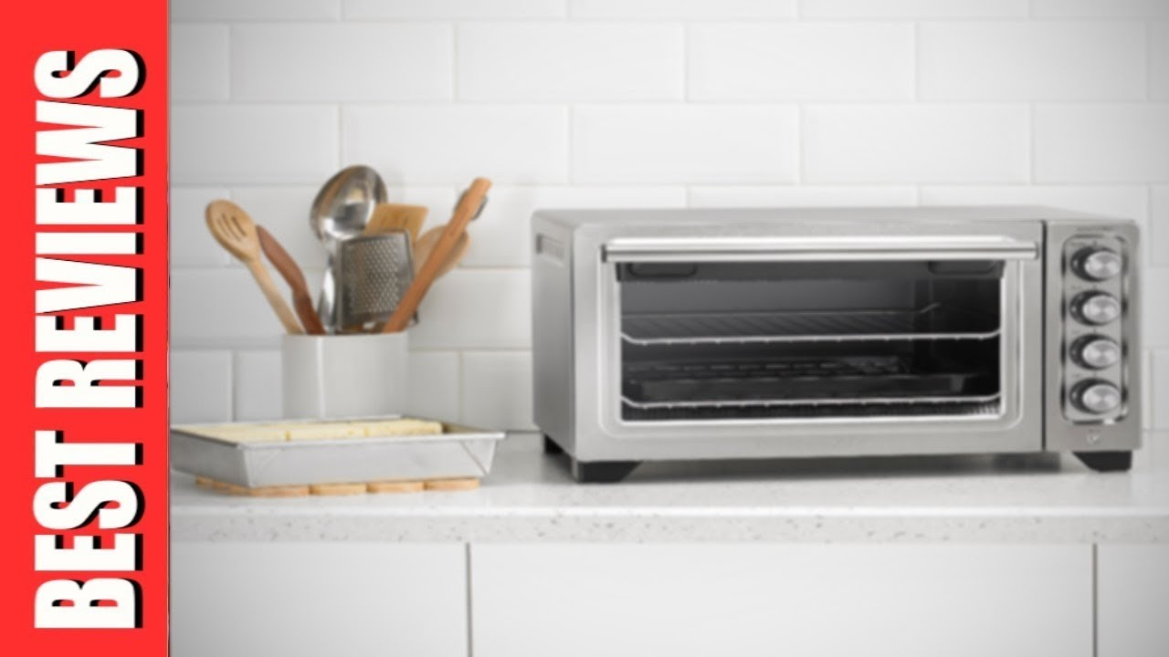 Charmant KitchenAid KCO253CU 12 Inch Compact Convection Countertop Oven Review