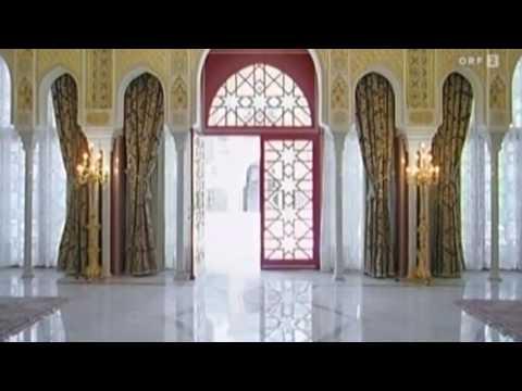 Le Palais royal de Marrakech