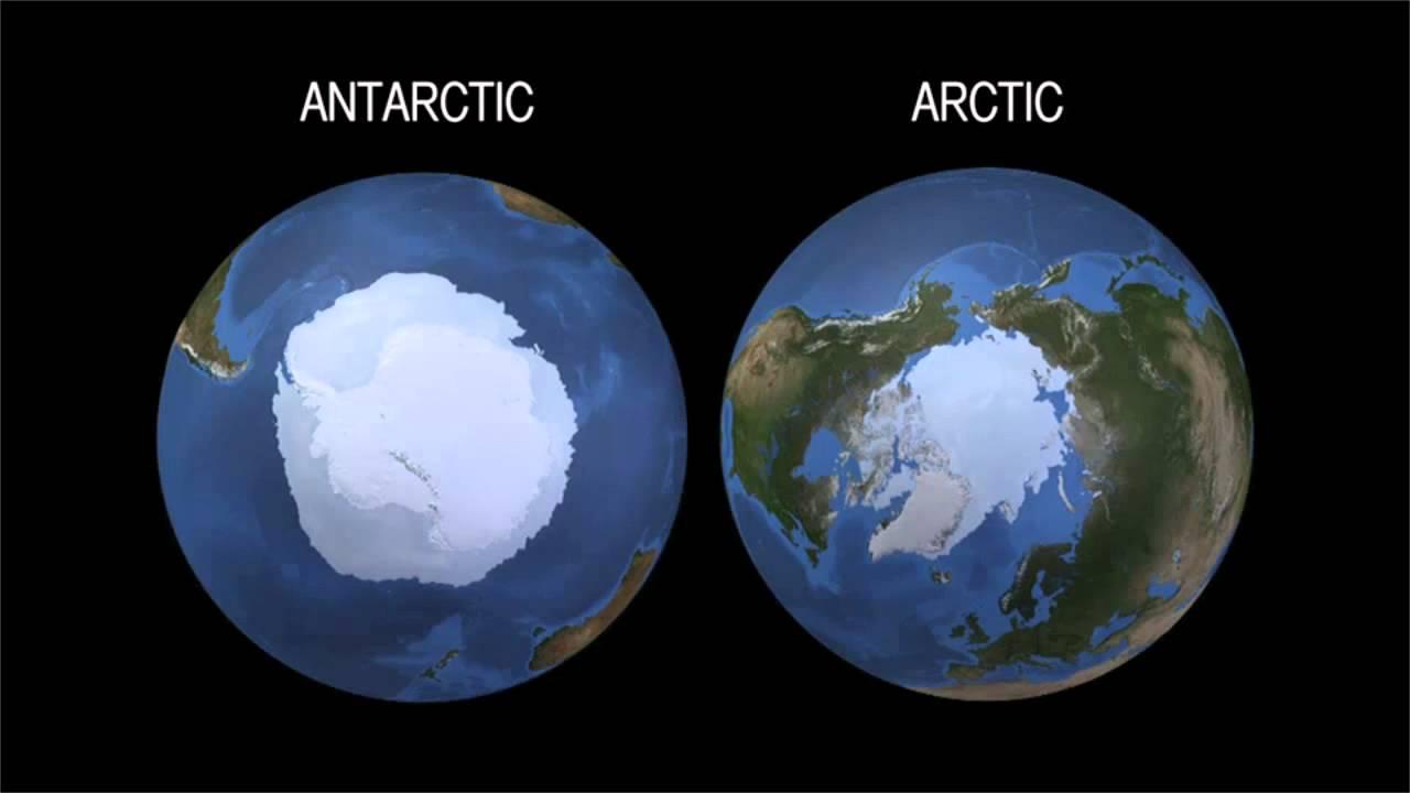 warum die arktis schmilzt w hrend die antarktis vereist youtube. Black Bedroom Furniture Sets. Home Design Ideas