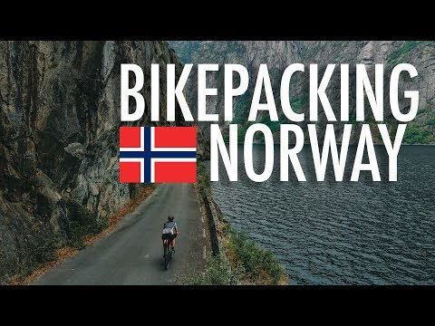 Bikepacking Across Norway