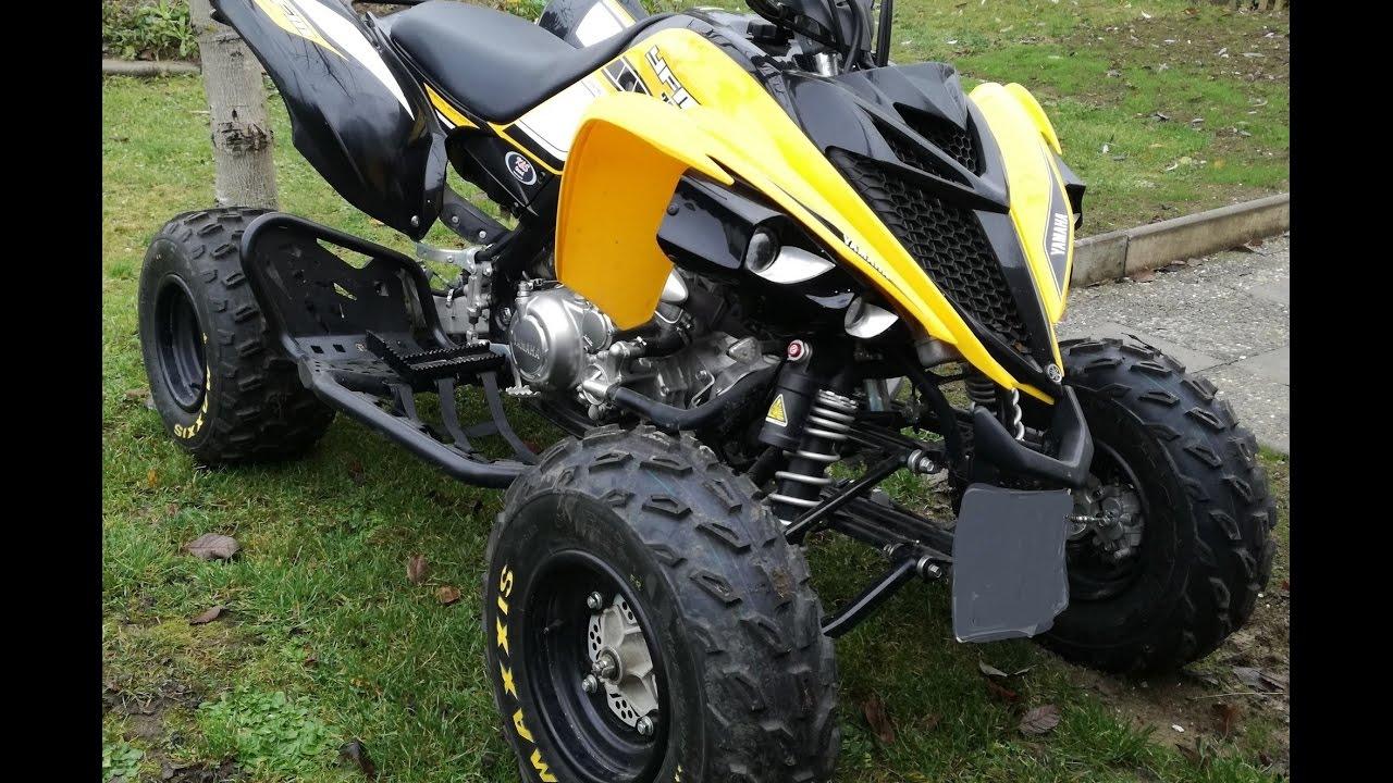 Quad atv offroad riding yamaha raptor 700 suzuki ltz400 more