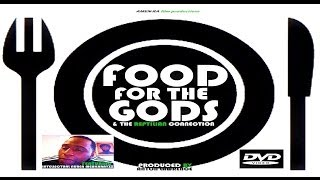 Food For The Gods & The Reptilian Connection Feat Intellectual Nuben Menkarayzz (dvd) (hq)