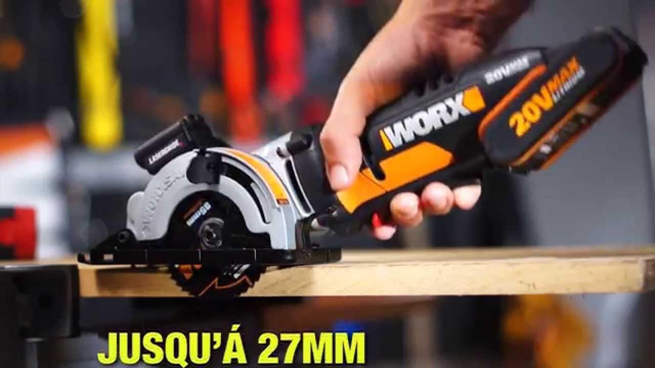 Worx Wx523 Fran 231 Ais Www Worx Com Youtube
