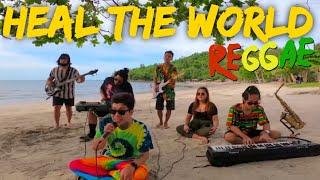 Michael Jackson - Heal The World   Tropavibes Reggae Cover