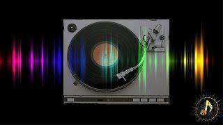 DJ Vinyl Record Rewind Effect