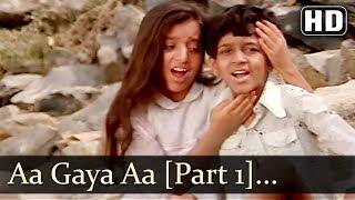 Aa Gaya Aa Gaya Halwawala Aa Gaya[Part 1] - Dance Dance Songs - Master Zameer - Baby Shabo