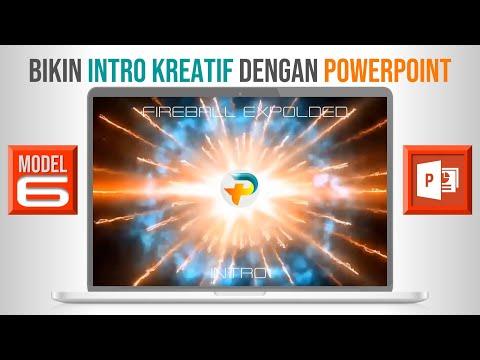 Cara Kreatif Bikin Intro Video yang Keren dengan PowerPoint