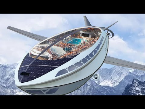 Top 10 CRAZIEST Airplanes For The Future!