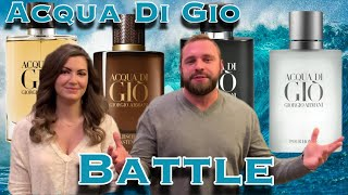 BEST ACQUA DI GIO FRAGRANCE FOR MEN RATED BY MY GIRLFRIEND | FROM THE HOUSE OF GIORGIO ARMANI