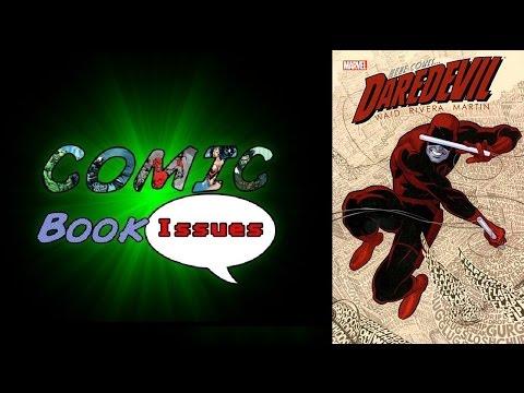 Comic Book Issues - Daredevil #1-3