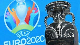 Расписание матчей группового этапа Евро 2021