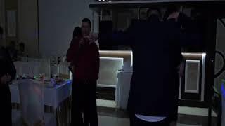 Гость из Чечни на Калмыкской свадьбе