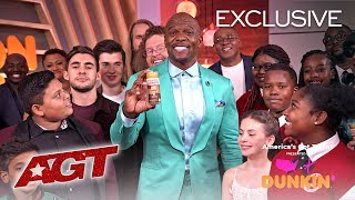 Dunkin' Lounge: Semifinals 2 - America's Got Talent 2019