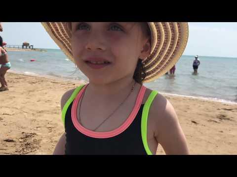 Отпуск в Баку 2017. День 5 Отдых на пляже Amburan Beach Club. Каспийское Море