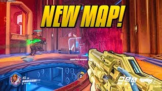 NEW OASIS MAP! - OVERWATCH COMPETITIVE GAMEPLAY