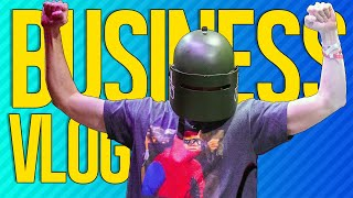 BUSINESS VLOG FOR TAX PURPOSES | Rainbow Six Siege Raleigh Major