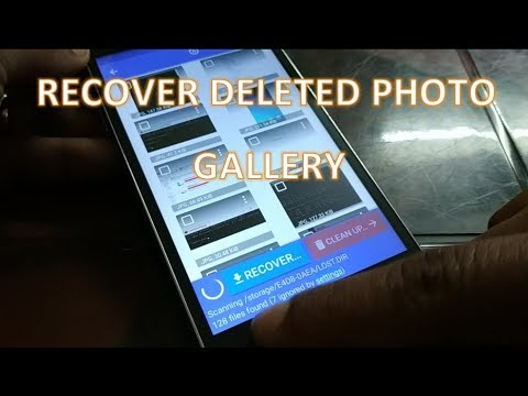 How To Recover Deleted Photo From Android Gallery