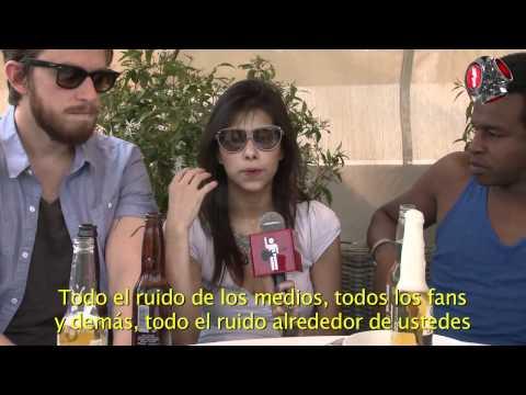 Interview - Yeasayer