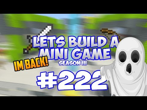 Minecraft Xbox - Lets Build A Mini Game World - 222 -  POISON IS BACK!!
