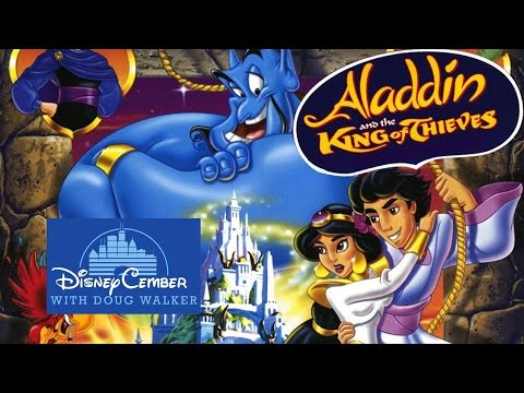 Aladdin and the King of Thieves – Disneycember