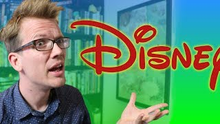 "Why is the Disney ""D"" So Weird?"