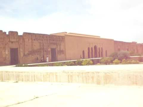 Palais Badii à Marrakech
