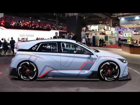 Hyundai's first N performance car is hidden under the RN30 concept