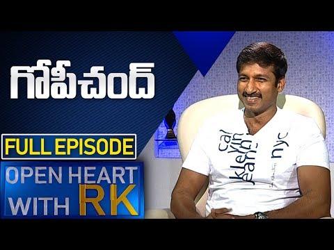 Actor Gopichand | Open Heart with RK | Full Episode | ABN Telugu
