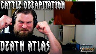 CATTLE DECAPITATION | DEATH ATLAS | REACTION & ANALYSIS by Vocal Coach / Metal Vocalist