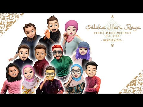 Free Download Warner Music Malaysia All Star - Seloka Hari Raya (memoji Video) Mp3 dan Mp4