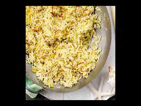 Indian Spiced Pilau Rice Recipe