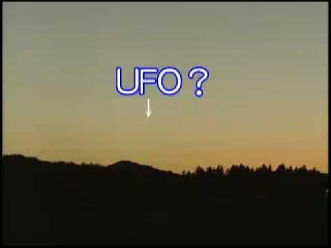 不思議な映像特集その1-未確認飛行物体・UFO? @oto e-box