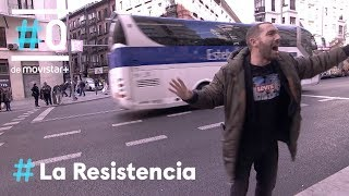 LA RESISTENCIA - Jorge Ponce se cruza de acera   #LaResistencia 04.04.2019