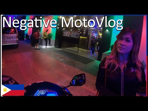 Out to the Clubs - Negative MotoVlog - Lost