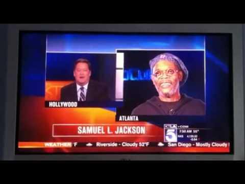 """Samuel L Jackson - """"I am not Lawrence Fishburne"""""""