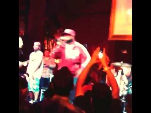 Billy McNicol Live w/ Cappadonna