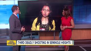 Suspicious death in SE Seminole Heights possibly connected to 2 other shooting deaths