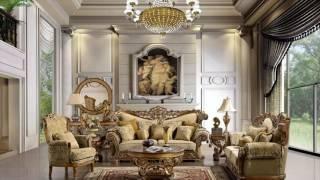 Spacious Interior Home Décor