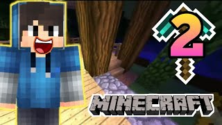 Download Minecraft Survival •Build Rumah pertama -Eps 2