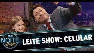 Leite Show: Crianças falam sobre celulares
