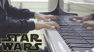 Star Wars - Imperial March (Piano Cover)