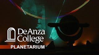 DEANZACOLLEGE The Fujitsu Planetarium at De Anza College is the lar...