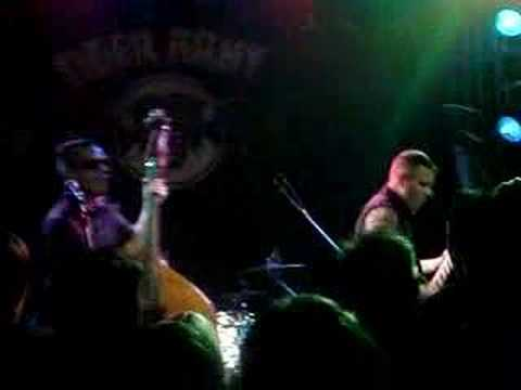 tiger army - ghost tigers rise (live in newcastle)