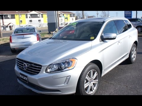 2017 Volvo Xc60 T5 Awd Inscription Walkaround Start Up Tour And Overview